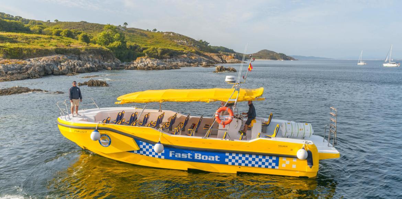 Albatross - Fast Boat en Ons