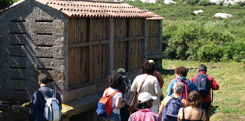 Visita aldea