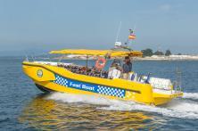 Albatross - Fast Boat navegando ría de arousa