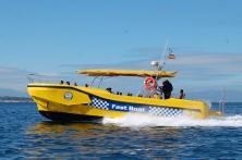 Fast Boat Islas Cies