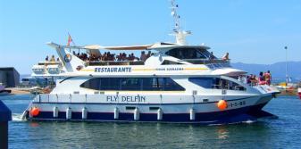Fiesta en el Fly Delfín Restaurante
