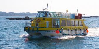 Barco Ruta Xacobea