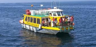 Barco Ruta Xacobea en O Grove